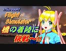 【MS Flight Sim.】橋の着陸に挑戦~!!