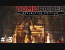 #3 ある冒険者の墓場【Tomb Raider DE】