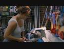 アイマス楽曲を聞きながら金属加工の現場を見る動画