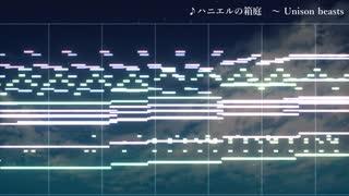 【東方風オリジナル曲】ハニエルの箱庭 ~ Unison beasts【鬼形獣風】