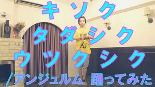 【ぽんでゅ】キソクタダシクウツクシク/アンジュルム踊ってみた【ハロウィン】