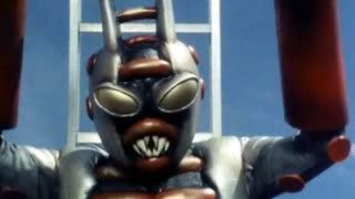 仮面ライダースーパー1 第44話 「ニョキ・ニョキのびるハシゴ怪人の魔手」