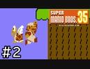【実況】焦りたくないけど焦ってしまうのが、このゲーム #2【スーパーマリオブラザーズ35】