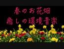 【睡眠用環境音】北海道のお花畑の匂いが広がる、雄大な自然で心が浄化されるBGM