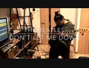 [ 一人LIVE妄想 ] The Beatles - Don't Let Me Down ベース弾いてみた [ Bass Cover ]