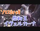 【実況】最後の歴戦王『イヴェルカーナ』にソロで挑む男【MHW:IB】