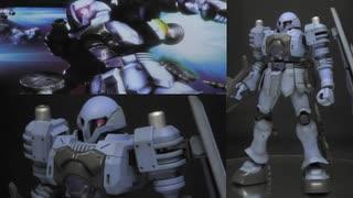 【ガンプラレビュー】HGUCヅダ:塗装仕上げ