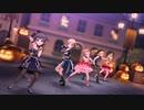 【デレステMV】THE VILLAIN'S NIGHT【1080p60 Dotbydot】