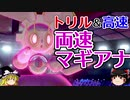 【ポケモン剣盾】ゆっくりロマンギミックパーティpart16【ダブル】
