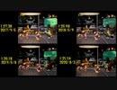 スーパードンキーコング2 102%RTA 記録比較動画(3/3)