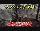 ニーアオートマタ サブクエスト攻略 高所に佇む者 【NieR:Automata Game of the YoRHa Edition】