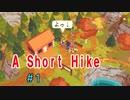飛んだり崖登ったり自由なハイキング『A Short Hike』#1