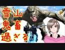 【ファイナルソード初見実況】part6.鬼畜過ぎる雪山ステージへ!名作クソゲーをやっていく!【女性実況】