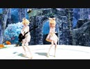【MMD】白い雪のプリンセスは Sour式鏡音リン×Sour式鏡音レン 6Mbps