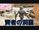 【ぼっちARK】ソロでも楽しいサバイバル生活【PC版】実況プレイる 第21回『賢者の洞窟』