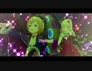 【ミリシタ】 美希と翼で 「Black★Party」