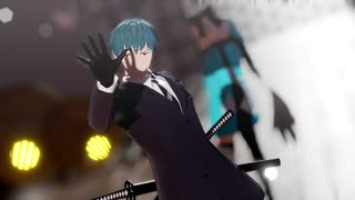 【Fate/MMD 斎藤一で「シュガーヘイト」【1080p】【FGO】