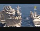 日米豪印が四か国共同で軍事演習・対中大同盟の威容を誇示