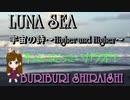 「LUNA SEA 宇宙の詩 歌ってみた」してみた。