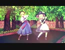 アリスと魔理沙でFit's!