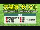 【天皇賞秋2020予想】激走期待の有力馬3頭と過去データを徹底分析!