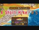飛んだり崖登ったり自由なハイキング『A Short Hike』#5