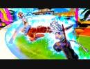 【ドラゴンボール ゼノバース2(Xenoverse2)】PQ100「最強ライバル戦士との戦い(強化版)」