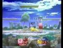 【スマブラX】カービィ(うに)VSピカチュウ(しゃわ)【フリー戦】1 thumbnail