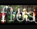 【MMDツイステ】Flos【トレイ誕後夜祭】