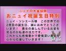 【第三次】おニュイ祝誕生日特別【高知競馬/にじさんじ】