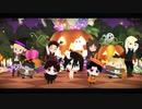 【進撃のMMD】Crazy Party Night ~ぱんぷきんの逆襲~
