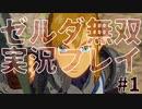 【実況】ゼルダ無双厄災の黙示録をやる#1