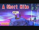 飛んだり崖登ったり自由なハイキング『A Short Hike』#7(終)