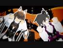 【遊戯王MMD】十&万 Halloween Night Party