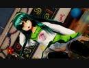 【MMD】まっさらブルージーンズ 東北ずん子 【Ray-MMD1.52 ぱんつ注意】