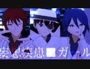 【VRoid】オリジナルキャラクターが妄想疾患■ガールを踊ってくれた【MMD】