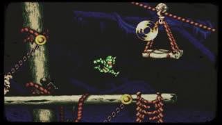 【超魔界村】Level2 (2面:幽霊船/狂気の海)《100分間耐久》