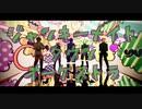 【APヘタリアMMD】ジャンキーナイトタウンオーケストラ【伊独仏英西+α】