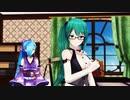 【アイドル部MMD】イオすーで「たんばリンもんすたあ」