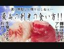 【ASMR】最高の刺身の食い方!!