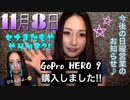 GoPro HERO9買いました!今後の日曜日について