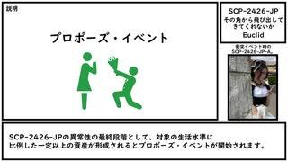 【ゆっくり紹介】SCP-2426-JP【その角から飛び出してきてくれないか】