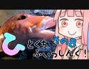 【琴葉週末】ひとくちふぃっしんぐ!まとめの8!【釣行記】