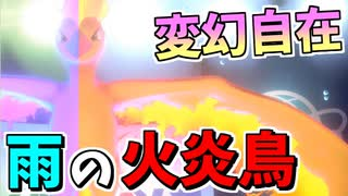 【実況】ポケモン剣盾 冠の雪原でたわむれる 変幻自在ファイヤー