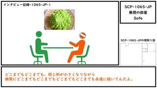 【ゆっくり紹介】SCP-1065-JP【無間の部屋】