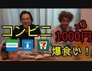 【1000円企画】コンビニ3つで爆買いしてみた!【いまさらトライチャンネル#119