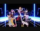 【ホロライブMMD】一騎当千【2期&おかころ】