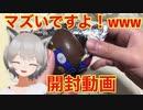 【単発動画】キティコラボチョコエッグ開封!!謎の物体X登場…笑