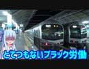 【18きっぷ東北縦断】序章ー2:初見!日本唯一の寝台列車サンライズ瀬戸乗車録(前編)【VOICEROID旅行】