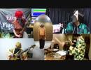 【鬼滅の刃】紅蓮華/LiSA【バンドで演奏してみた】メタルアレンジ Eternal Flame Falls kimetsu no yaiba gurennge cover